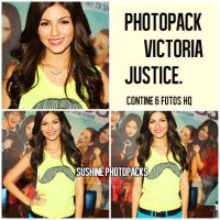 Photopack Victoria Justice. by Sunshinephotopacks
