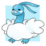 Altaria by LexisSketches
