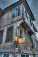 HDR building by Fortisinprocella