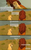 The Dark Lion Page 24 by Mydlasfanart
