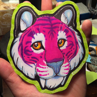 Syber Byte Marker Badge by Crazdude