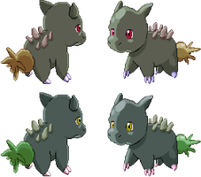 FAKEMON 1 by FranciscoMercado