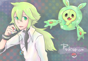 [ Request ] N and Reuniclus ^/////^ by Foxmi