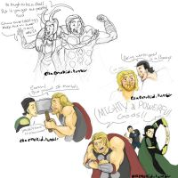 I watched The road to El Dorado... by emukid