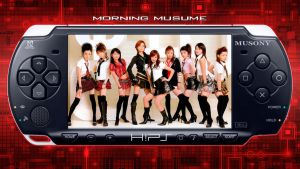 Musume PSP by NEO-Musume