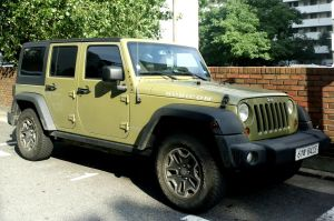 Jeep Wrangler Rubicon Unlimited by toyonda