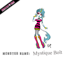 Monster High Entry 2 by M-o-n-s-t-a-R
