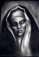 NUN by MWeiss-Art