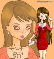 red dress - ID by Princess-CoCo-154