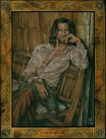 Desmond Hume by SecondGoddess