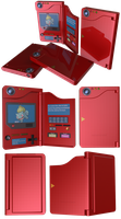 Pokedex Generation I by Marian87