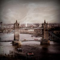 Tower Bridge by lostknightkg