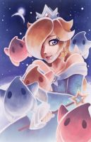 Rosalina by SpaceSmilodon