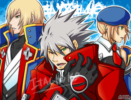 blazblue by jurieduty