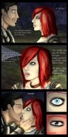 Dragon Age: Admitting Love by Guyver89