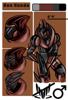 Von First Turian OC by lockoneyes122