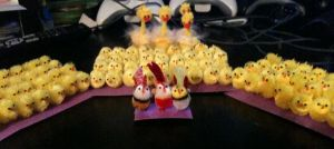 Chicken army by lionheart010