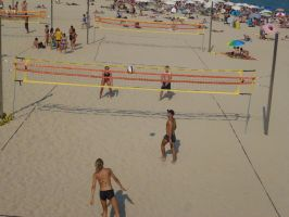 Beach Volley 1 by mickyjenver