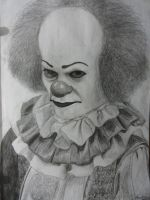 Pennywise by Cruz-666