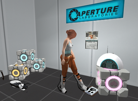 Portal 2 - What is this? by NanoCharat