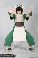 Toph Stance by bellybuttxn