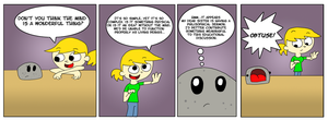 The Dumb Rock: Intellectual Property by Emjaidi