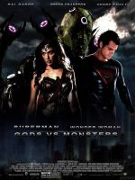 Superman and Wonder Woman: Gods vs Monsters by thewolverine94