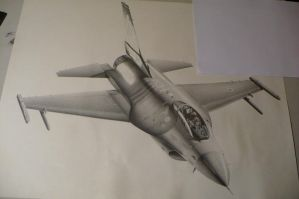 F-16 'VIPER' Preview by Raptorguy