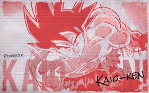 Kaio, what!? by fogdark
