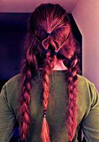 Hair for The Hobbit Premiere II by LadyduLac
