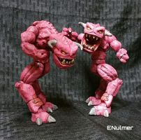classic doom pinkies by ENulmer