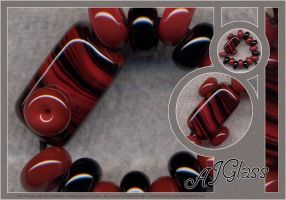 Blood and Oil by AJGlass