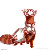 The amazing, the magnificent, Pabu! by CocoSniper