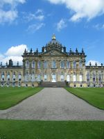 Castle Howard Stock 4 by Queenselphie