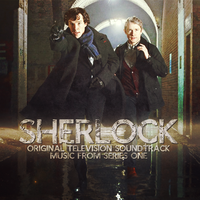 Sherlock Original Television Soundtrack by AgynesGraphics