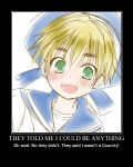 Poor Sealand by LittleFlower23