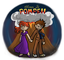 :DW: Fires of Pompeii by oddlittleleaf