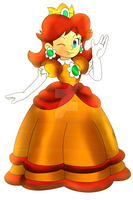 Some Daisy by Digital-Papercut