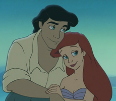 Eric and Ariel Happy by RufusMisser