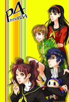 P4 - Girl power by Razon-Fan