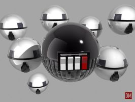 Star Wars Balls by DanielMead
