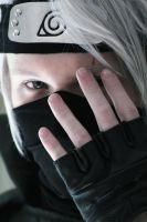 Kakashi Hatake [Naruto] cosplay by lucky-pain