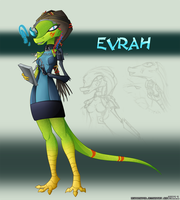 Evrah At Your Service by Deathinator