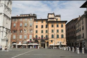 Piazza s. Michele by enframed