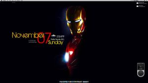 IronMan Desktop by HeikoRademacher
