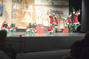 The Dance Company Christmas Show, The Grinches 12 by Miss-Tbones