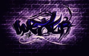 Wexer Graffiti by Wexxer