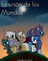 The union of the worlds (MLP Fan Fic) by hikariviny