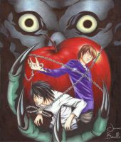 Death Note by NicoF456