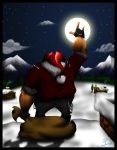 santa claws it's coming ... by juanFoo